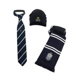 Koninklijke-HFC-accessoires-set-sjaal-stropdas-muts